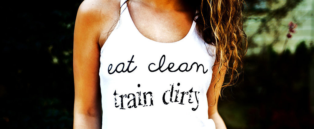 8 Laugh-Out-Loud Tanks to Make Your Workouts More Fun