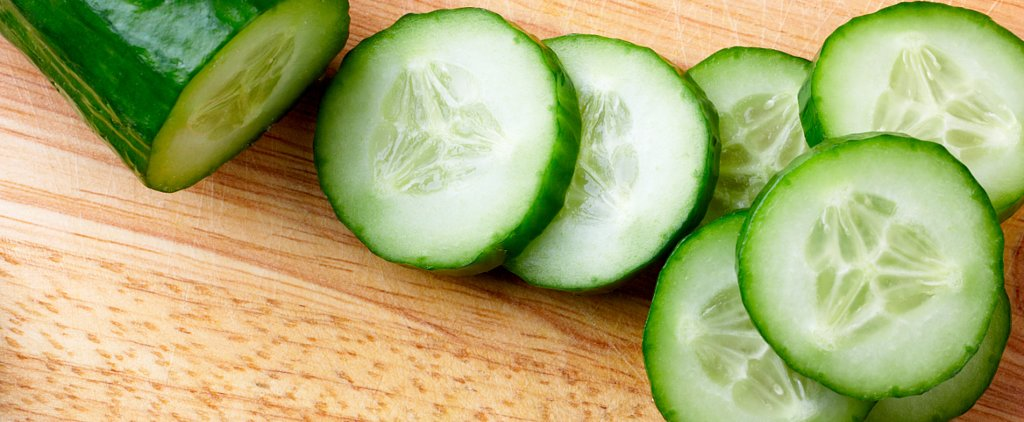 Bring Down Puffy Eyes With This Cucumber and Tea DIY