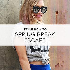 Cute Spring Break Style   Shopping