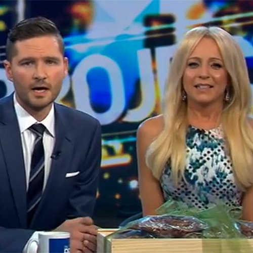 Charlie Pickering's Last Show on The Project