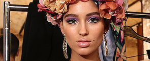 Bold Makeup at We Are Handsome Breaks the Beauty Mould for Australian Fashion Week