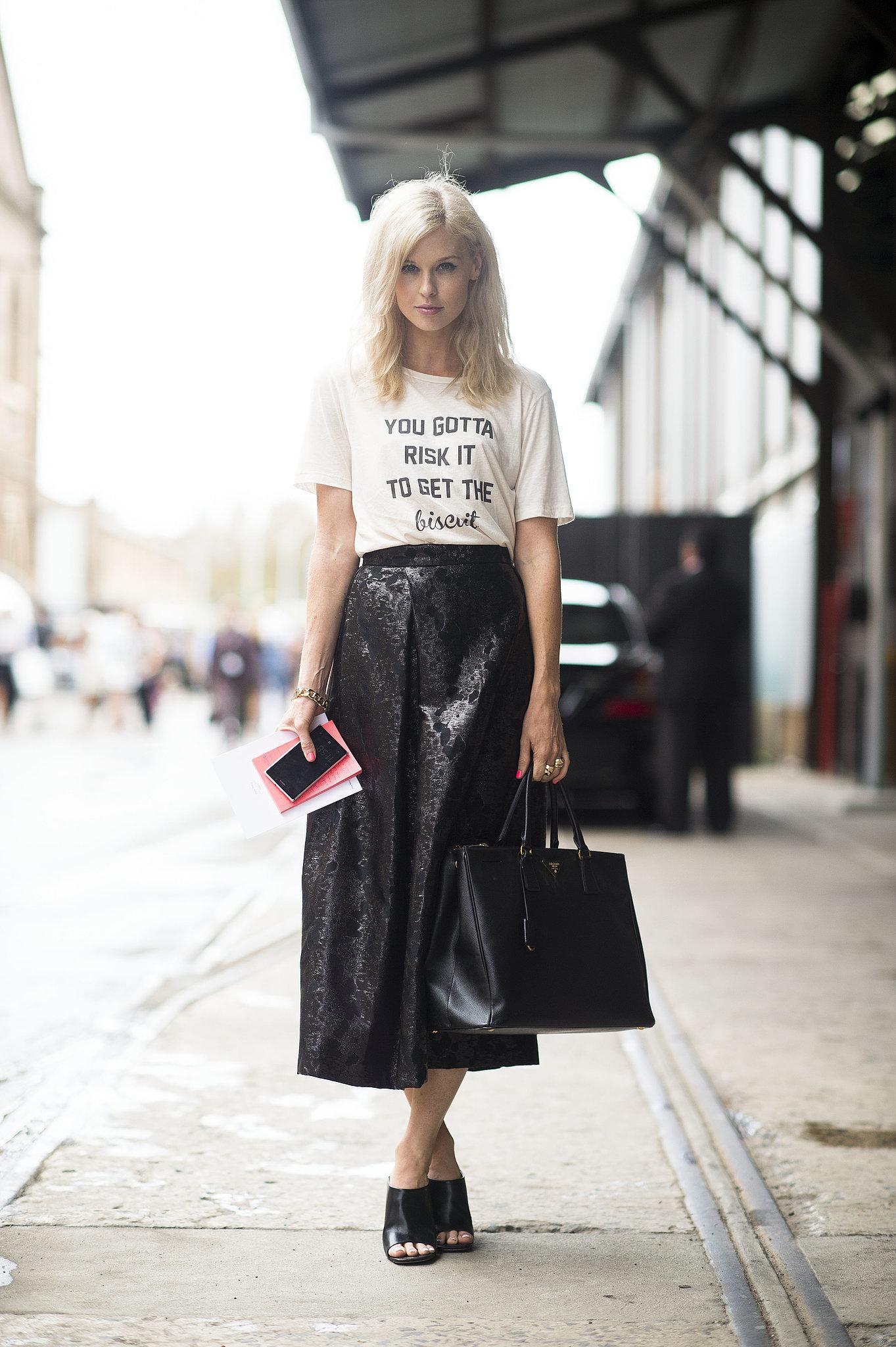 Street Style at Australia Fashion Week