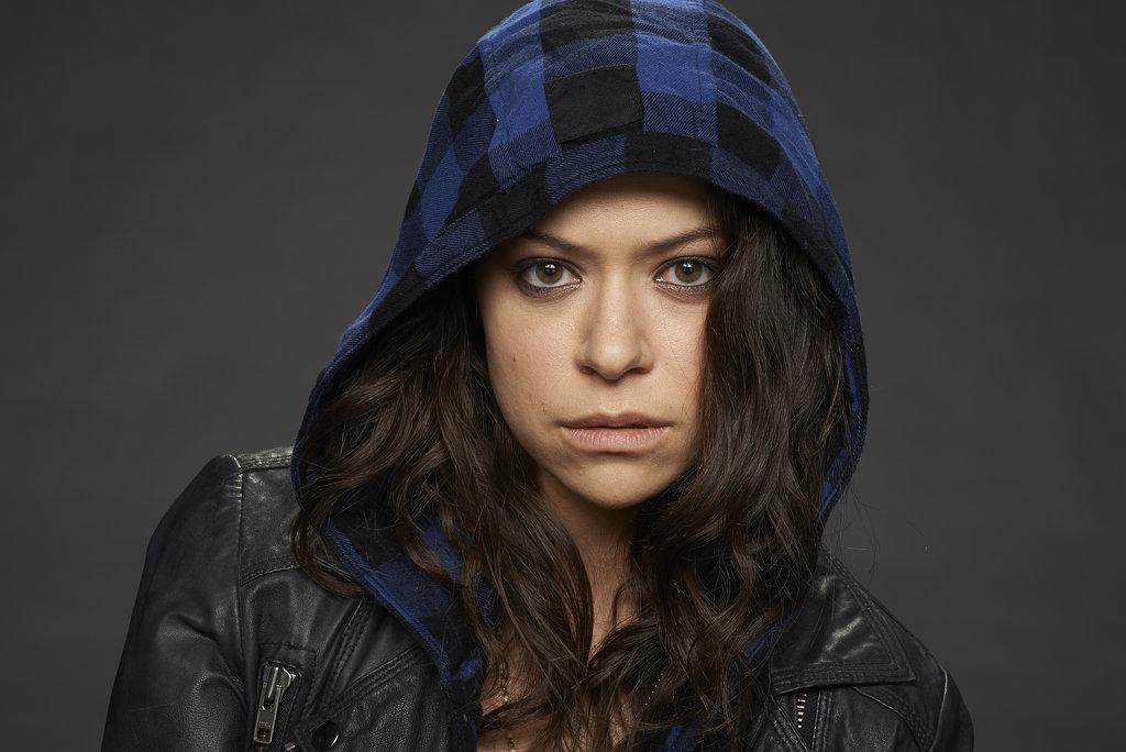 Tatiana Maslany as Sarah.  Source: BBC