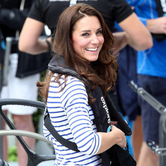 Prince William and Kate Middleton Visit Auckland