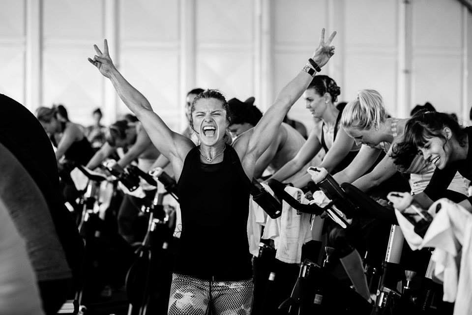 Why You Need To Try A Spin Class, Now.