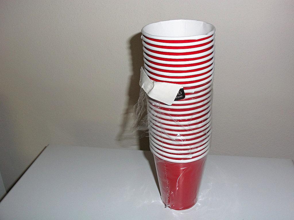 Pack Plastic Cups