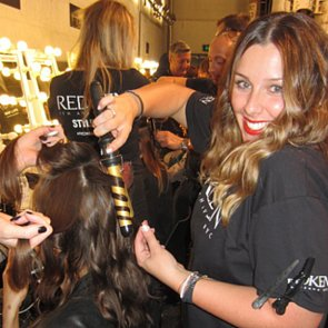 Backstage Hair and Makeup Tips 2014 Australian Fashion Week