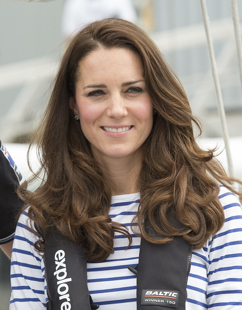 Kate Middleton in New ...