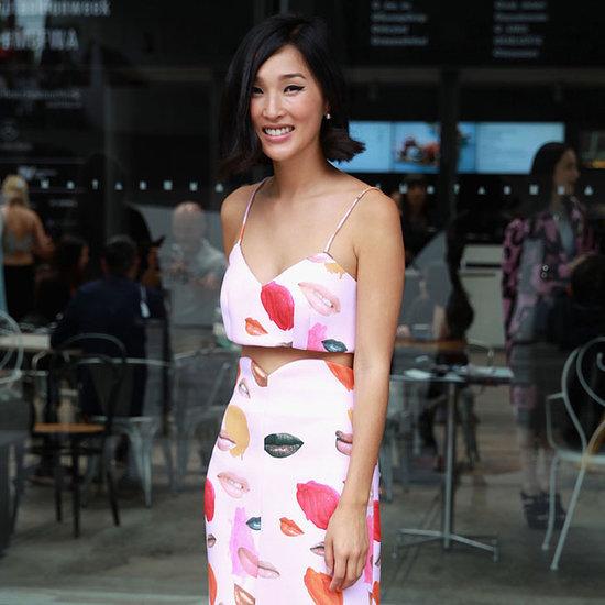 Street Style Pictures 2014 Australian Fashion Week