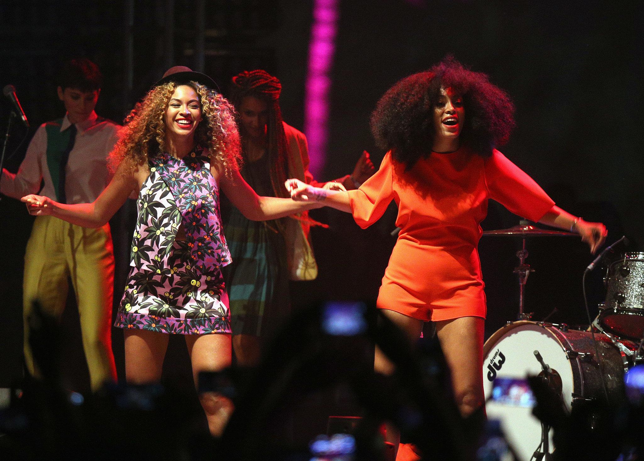 Surprise! Beyoncé Rocks Coachella — See Her Performance!