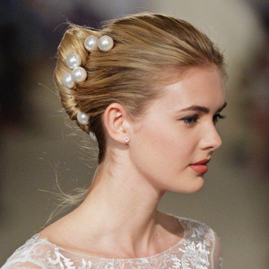 Wedding Hair and Makeup From Bridal Fashion Week