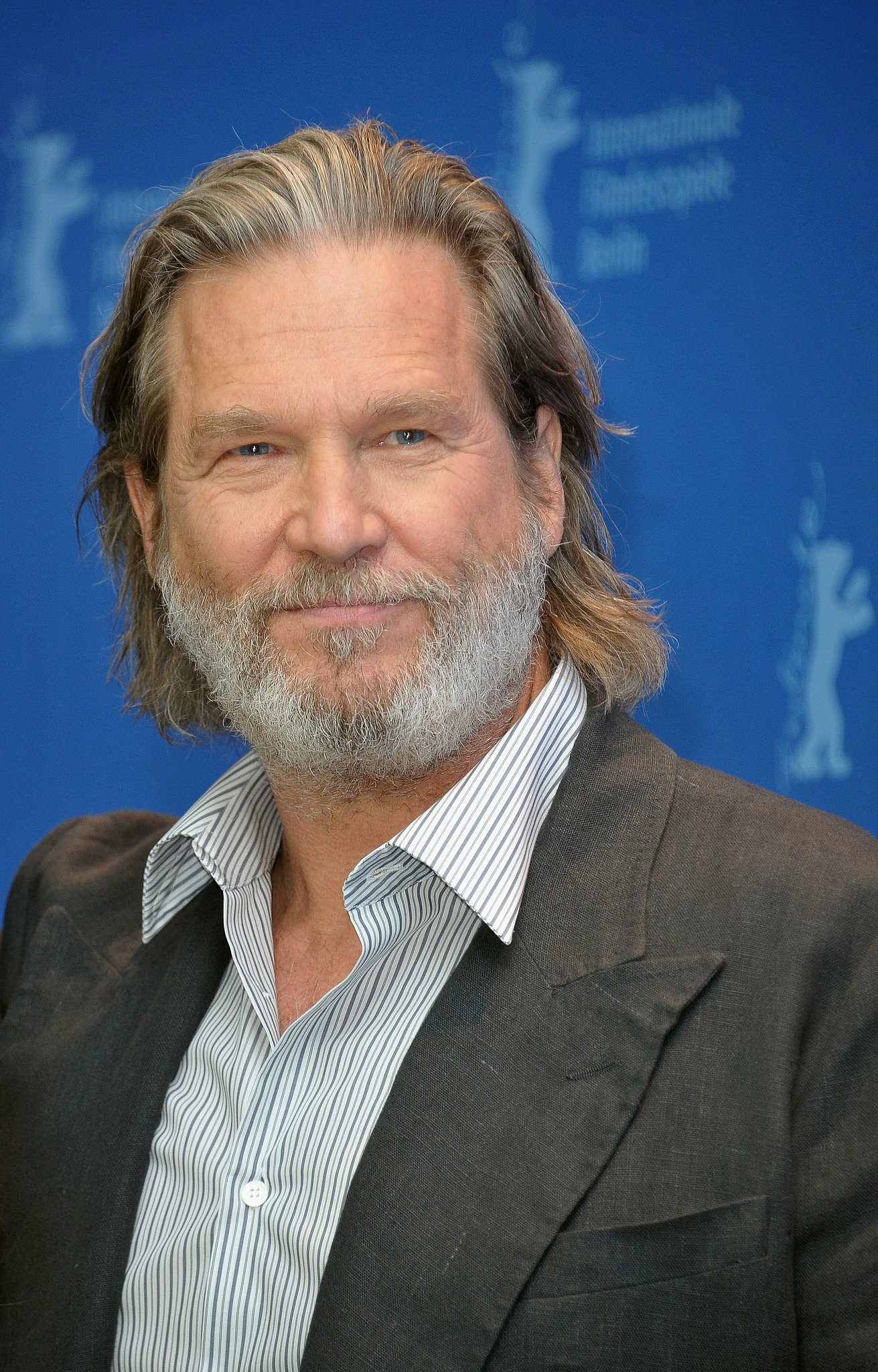 "Jeff Bridges as James ""Hobie"" Hobart"