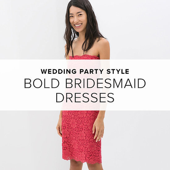 Colorful Bridesmaid Dresses | Shopping