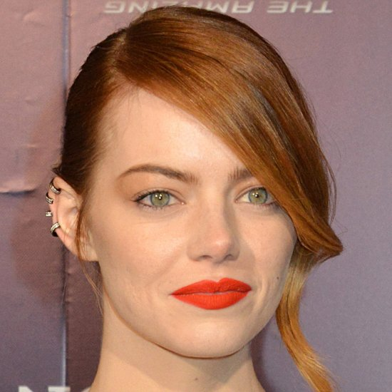 Pictures of Emma Stone Hair and Makeup