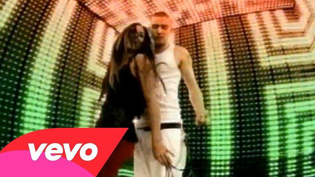 "Justin Timberlake — ""Rock Your Body"""