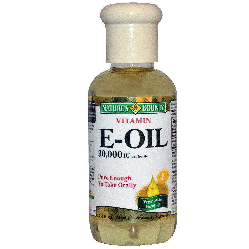 Nature's Bounty Vitamin E Oil