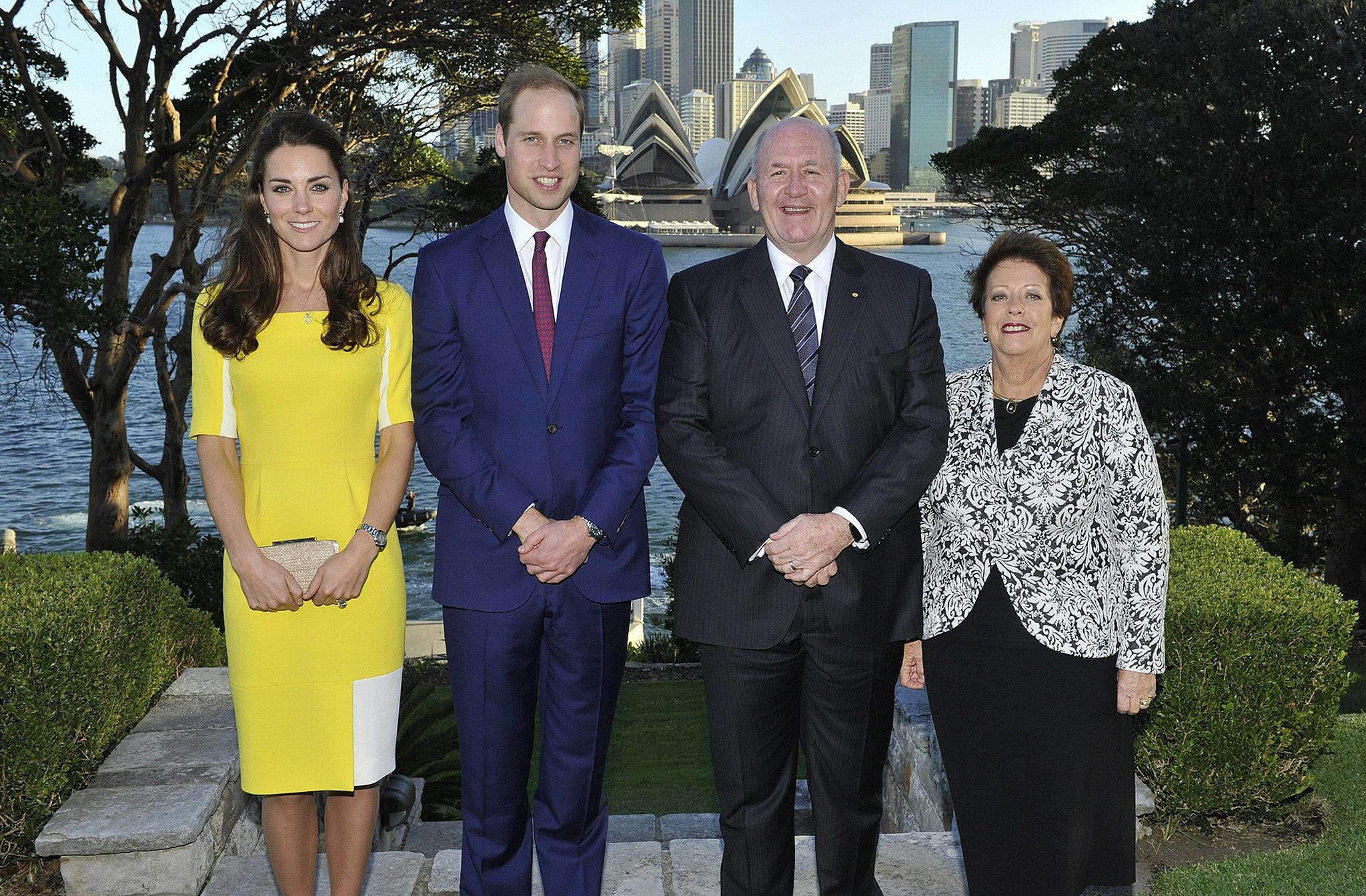 Prince George Brings the Royal Charm to Australia