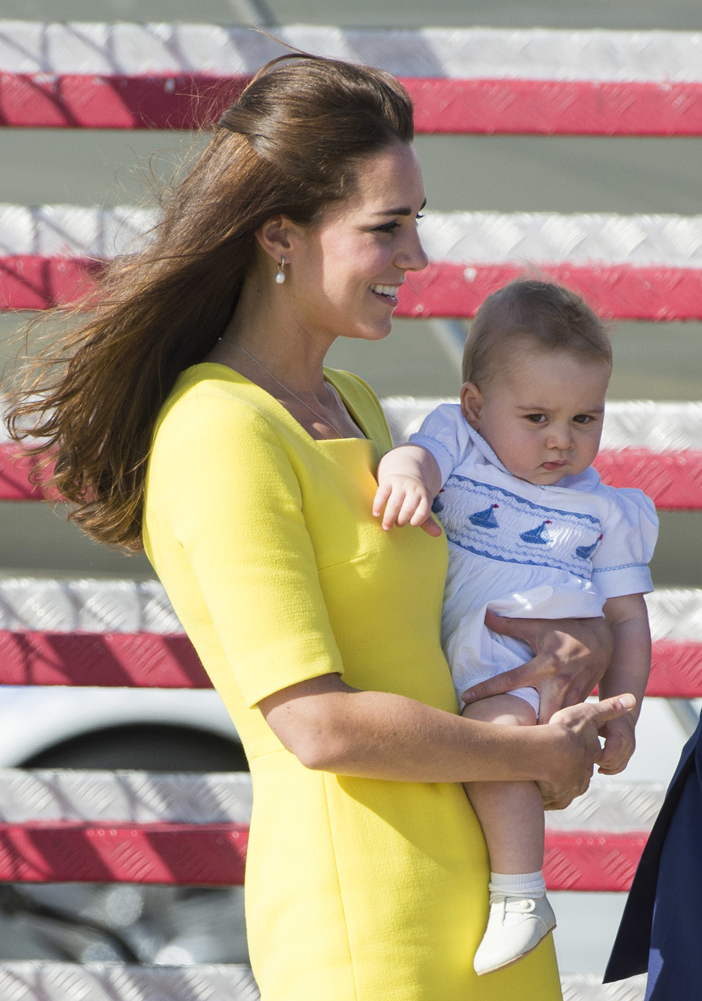 Prince George Brings the Royal Charm to Australia