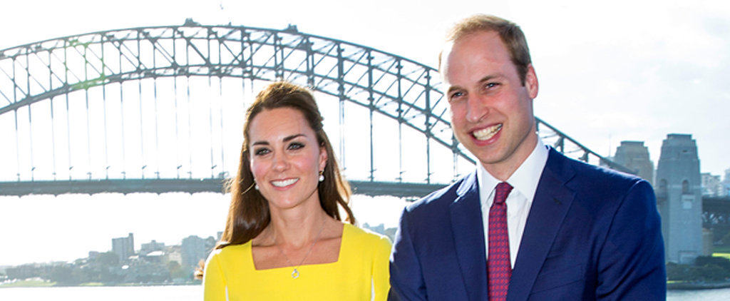 See All of Kate Middleton's Stylish Royal Tour Outfits!