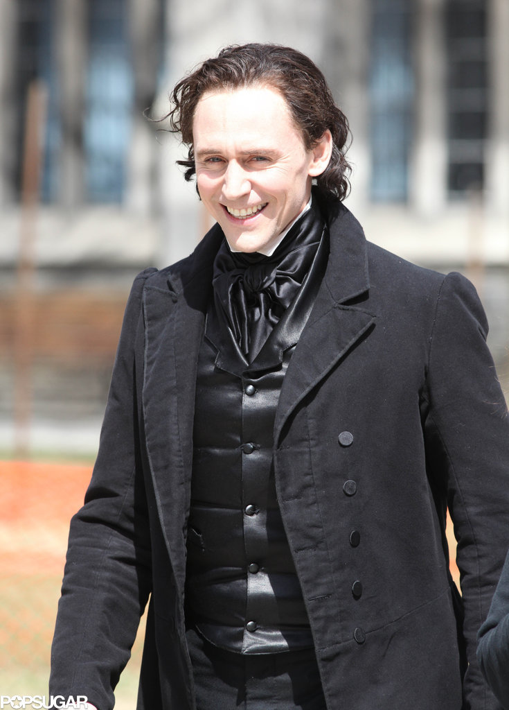 Instantly Brighten Your Day With Tom Hiddleston's Smile