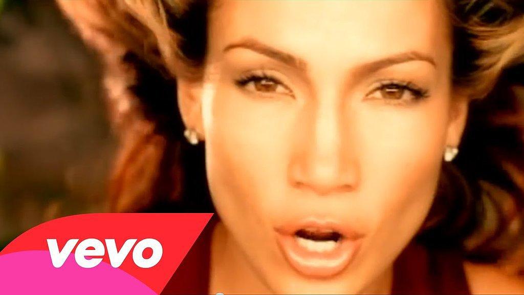 """Jennifer Lopez — """"Waiting For Tonight"""""""