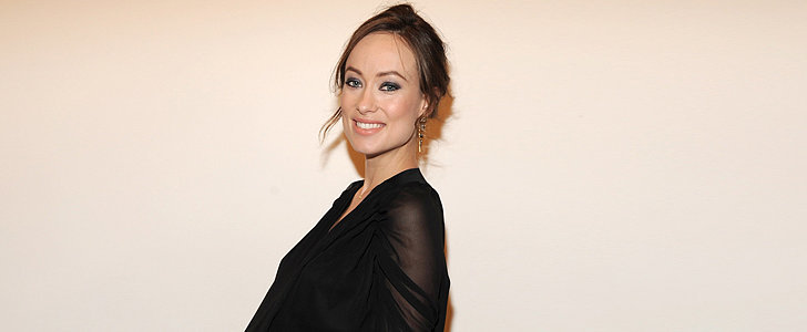 There's No Slowing Down For Olivia Wilde's Feet