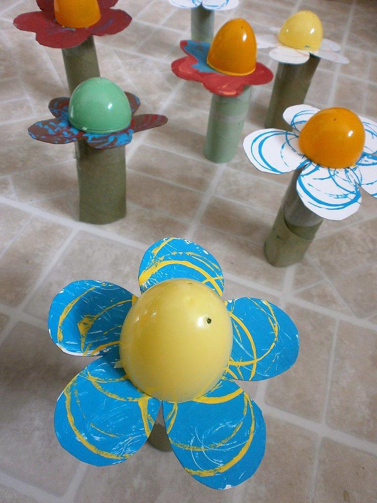 Egg-cellent Flowers