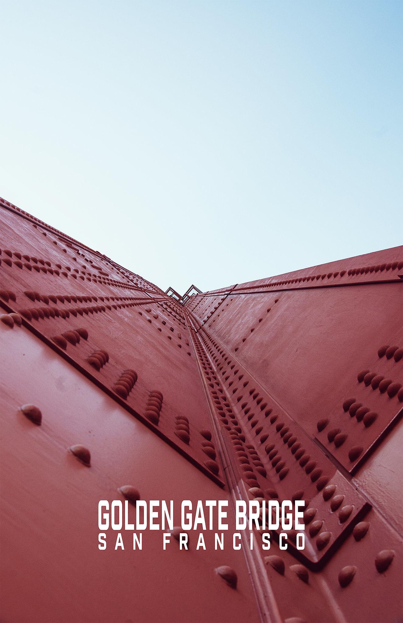 Golden Gate Bridge San Francisco ($15-$40)
