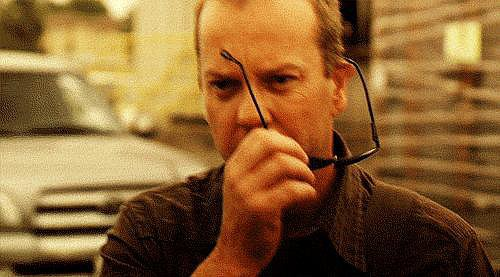 If everyone on 24 followed Jack Bauer's instructions, it would be called 12.