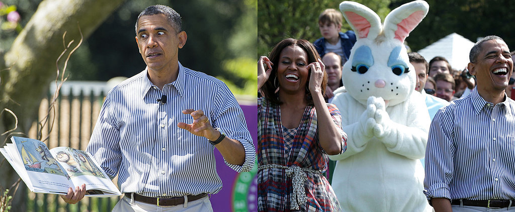 28 Hilarious Things That Happened at the White House Easter Egg Roll