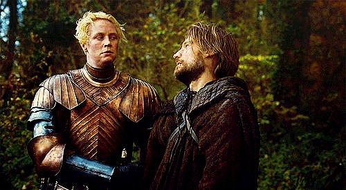 And then things started to change when he meets Brienne.