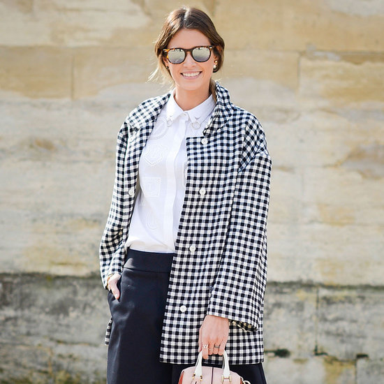 How to Style and Wear a White Shirt Like Street Style Stars