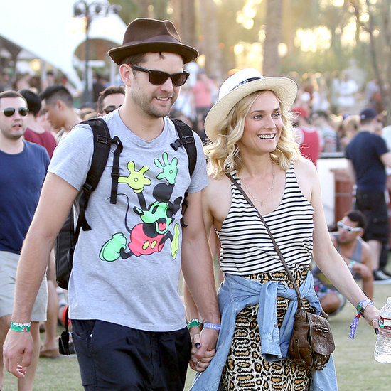 Celebrities at 2014 Coachella Weekend 2