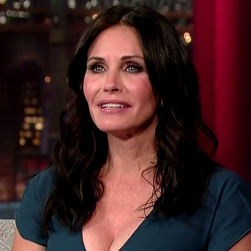 Courteney Cox on Friends Reunion | Video