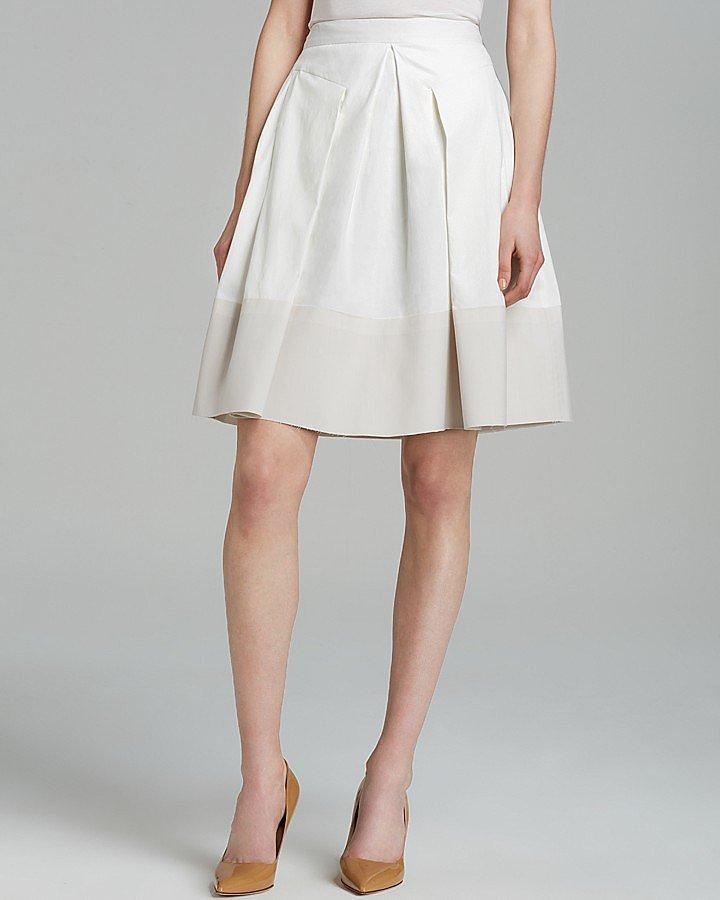 Rebecca Taylor Full Skirt