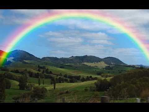 """Somewhere Over the Rainbow"" by Israel ""IZ"" Kamakawiwo'ole"