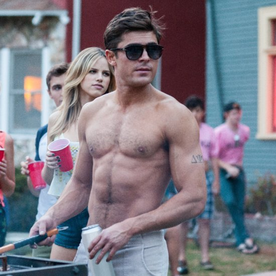 Zac Efron in Neighbors Pictures