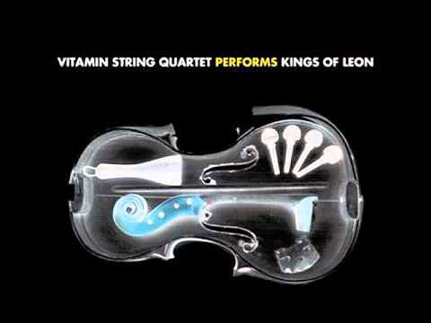 """""""Use Somebody"""" by Vitamin String Quartet"""