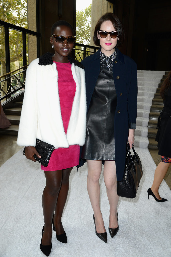 When She and Michelle Dockery Proved They Were Cooler Than All of Us
