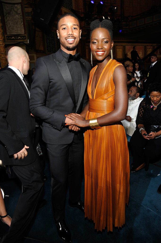 When She Had a Prom Moment With Michael B. Jordan