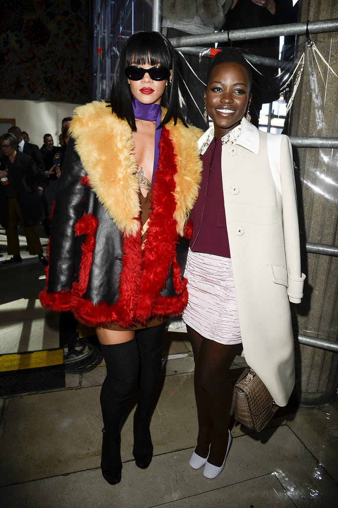 When She Managed to Outshine Rihanna