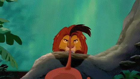 After an exile in the desert, grown-up Simba (i.e. Hamlet) confronts Mufasa and exposes his plot and murderous ways. Mufasa is ultimately overcome by a pack of hyenas. In Hamlet, Claudius's lies are also eventually uncovered and he also dies in an ironic twist: by drinking the poison intended for Hamlet.