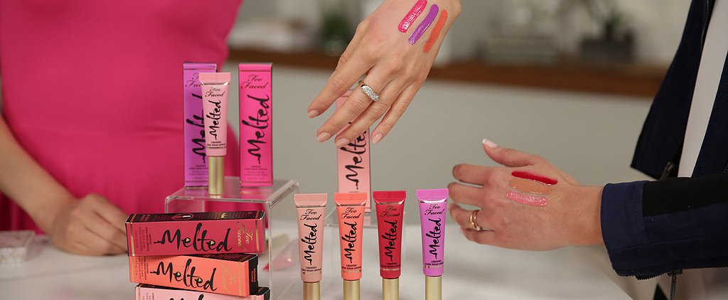Daily Obsession: Fall in Love With Too Faced's Liquid Lipsticks