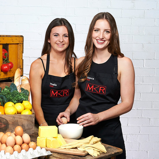 My Kitchen Rules 2014 Interview: Thalia and Bianca