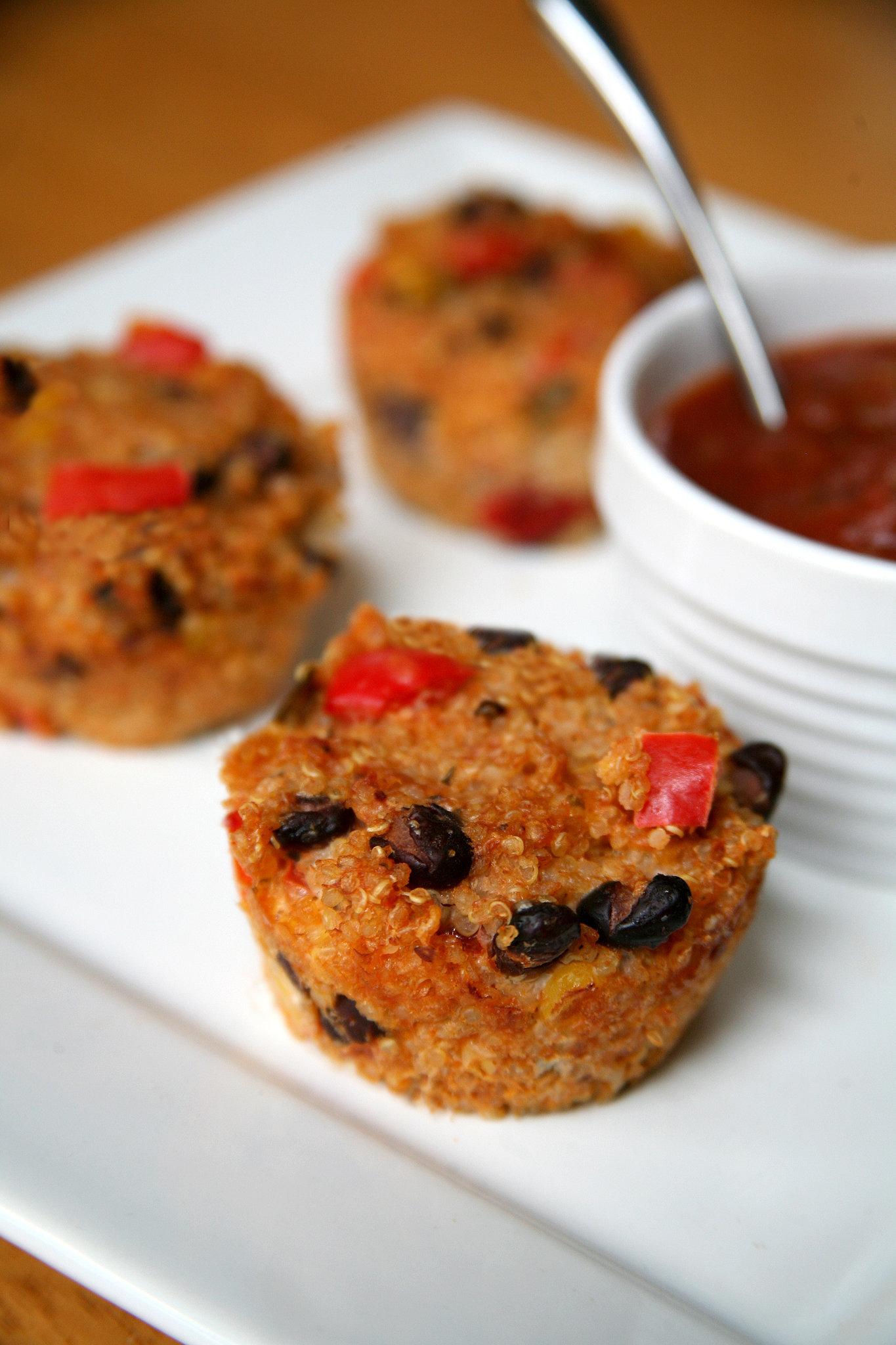 Friday: Mexican Quinoa Bites