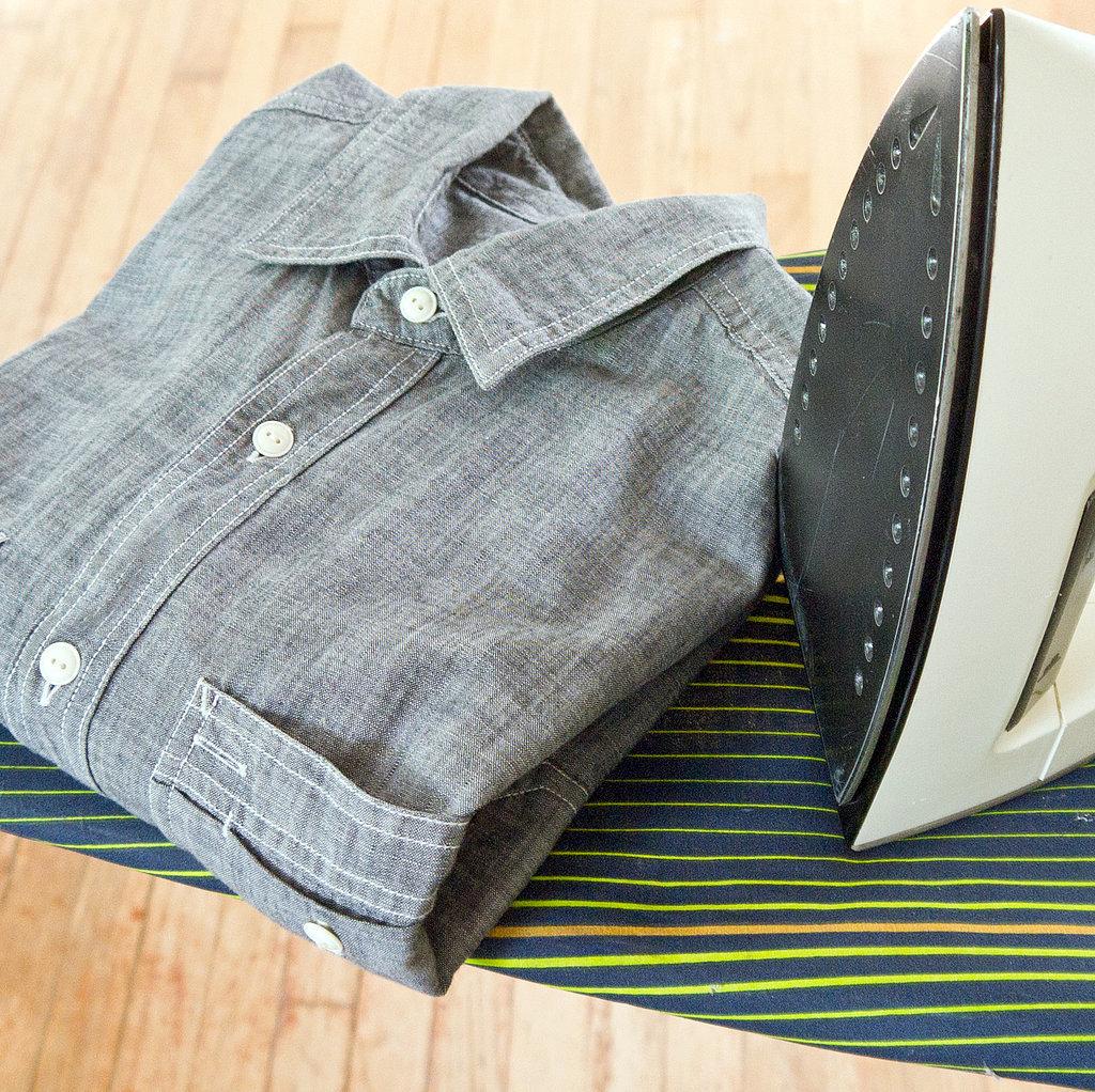 How iron shirt