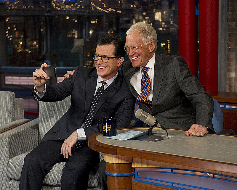 Most Exciting Promotion: Colbert's Move From Comedy Central to CBS