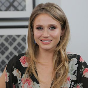 Rita Volk of MTV Series Faking It Interview