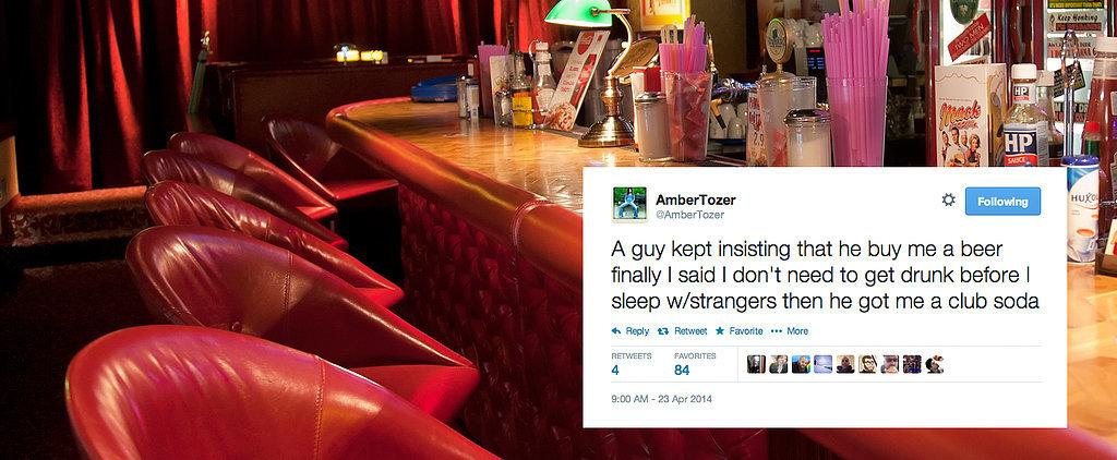 #TweetsGirlsSay: Delightfully Inappropriate Edition