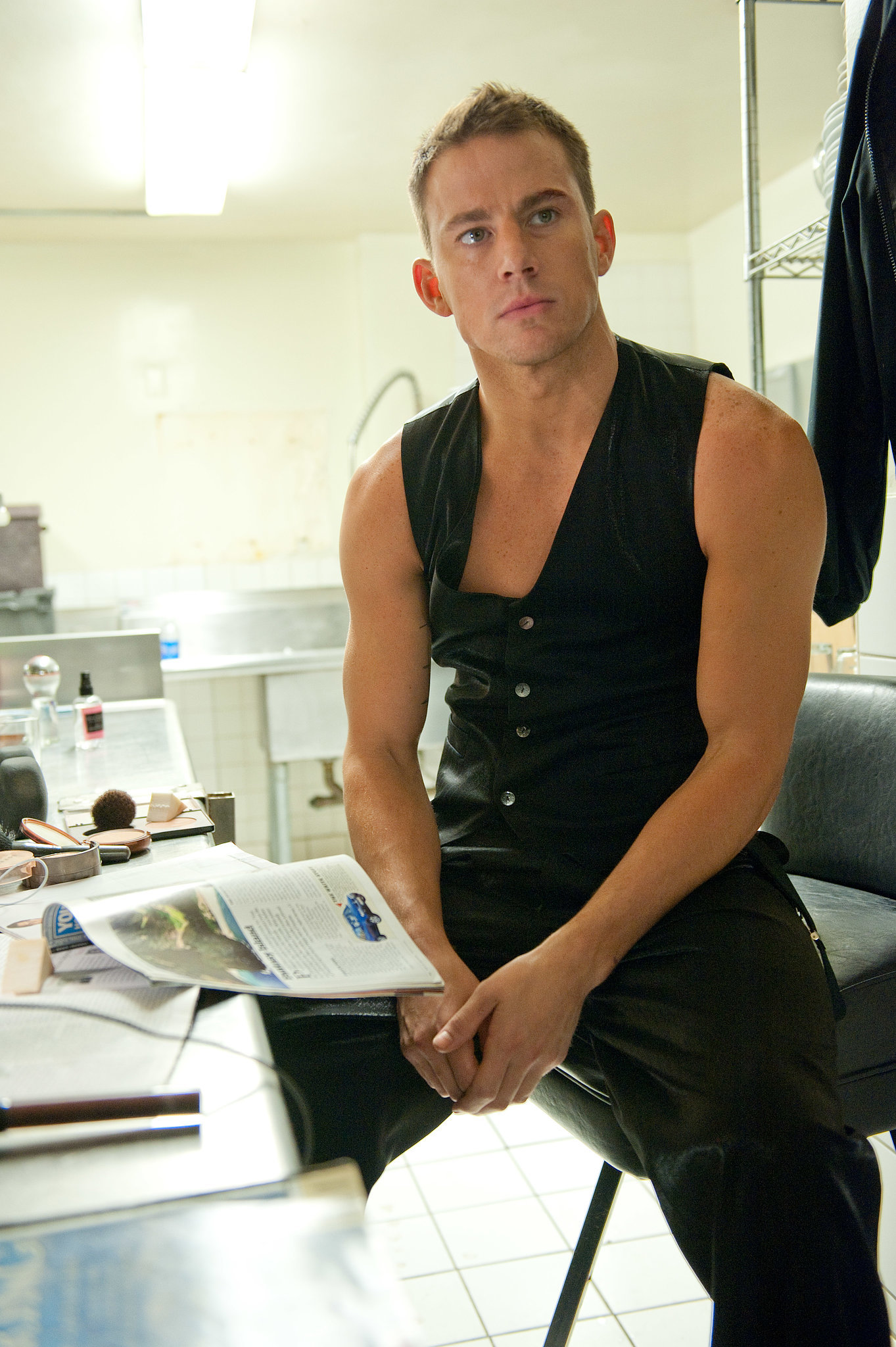 Channing got sexy in Magic Mike.